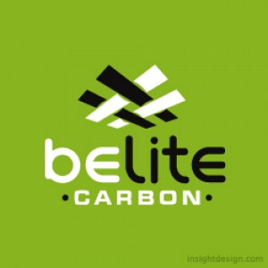 Belite Carbon logo design