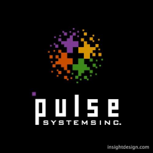 Pulse Systems logo design