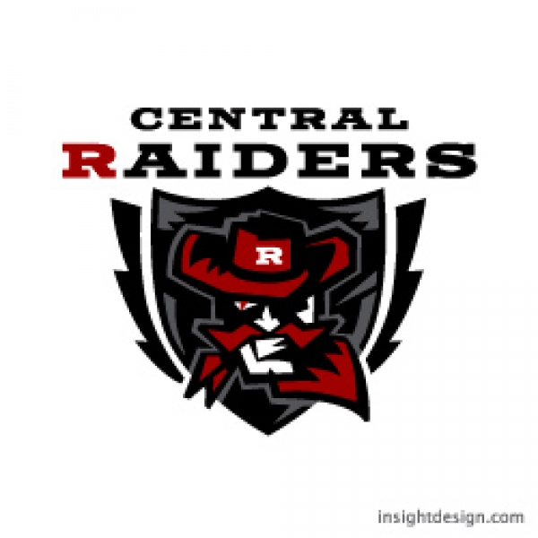 Central Burton Sports Logo Design