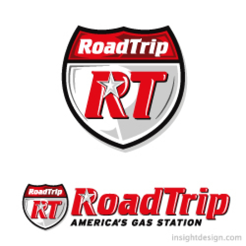 Road Trip logo design