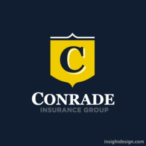 Conrade Insurance Group Logo Design