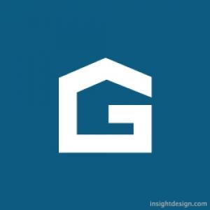 Griffith Property Management Logo Design