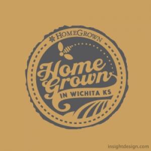 HomeGrown Apparel Logo