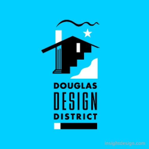 Douglas Design District logo