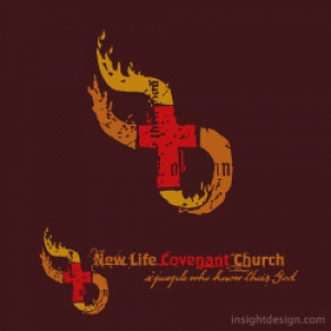 New Life Covenant Church logo design