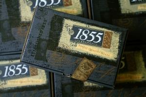 1855 Brand Packaging