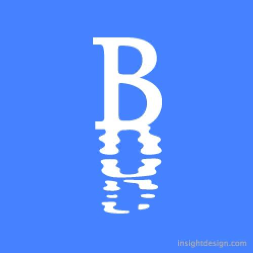 Brad Bachman logo design