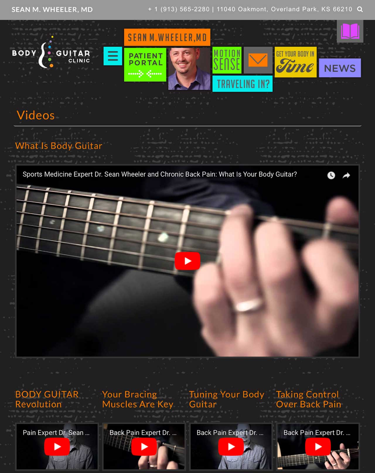website BodyGuitar IMG03 videos