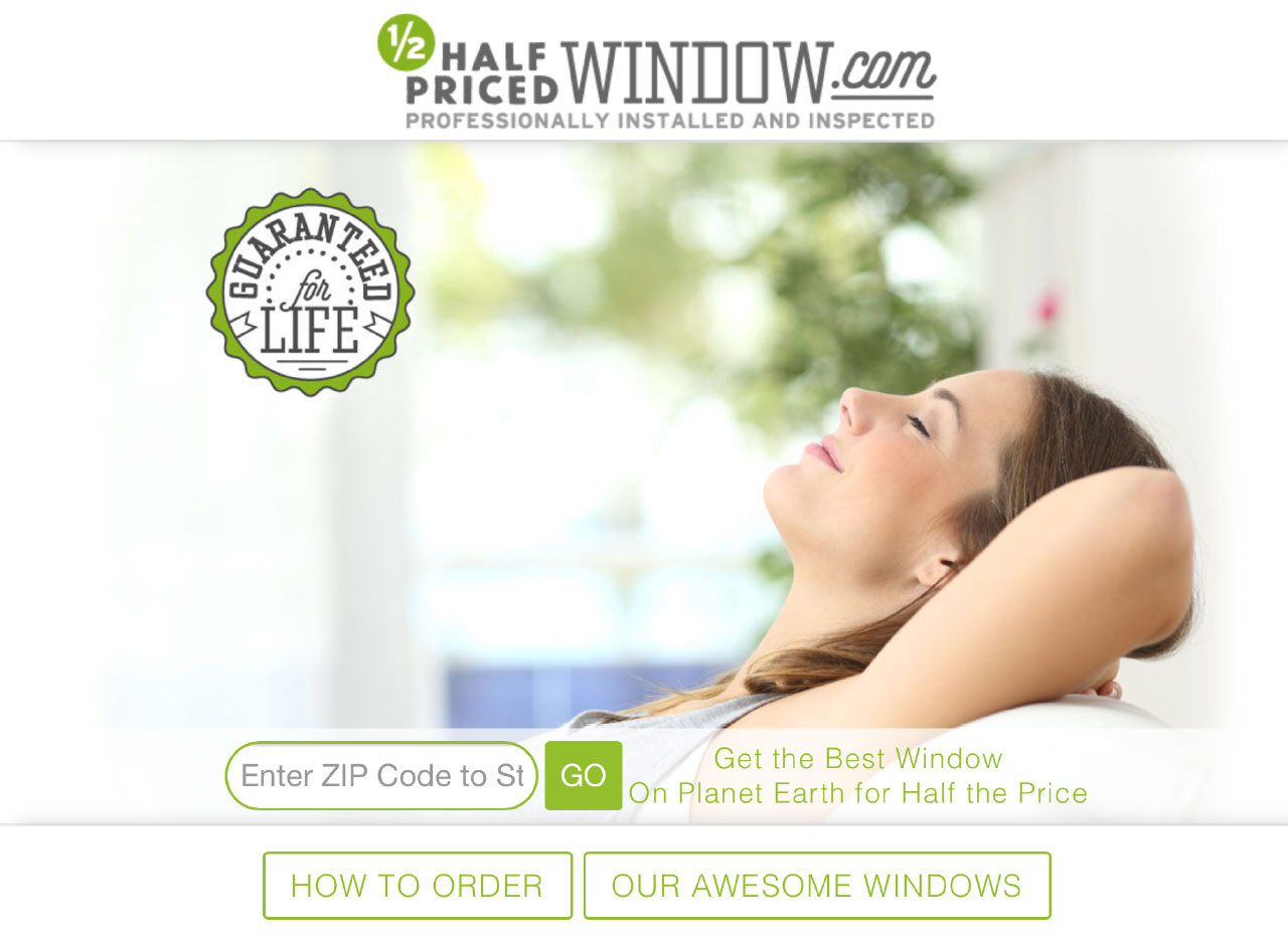 website HalfPricedWindow IMG01