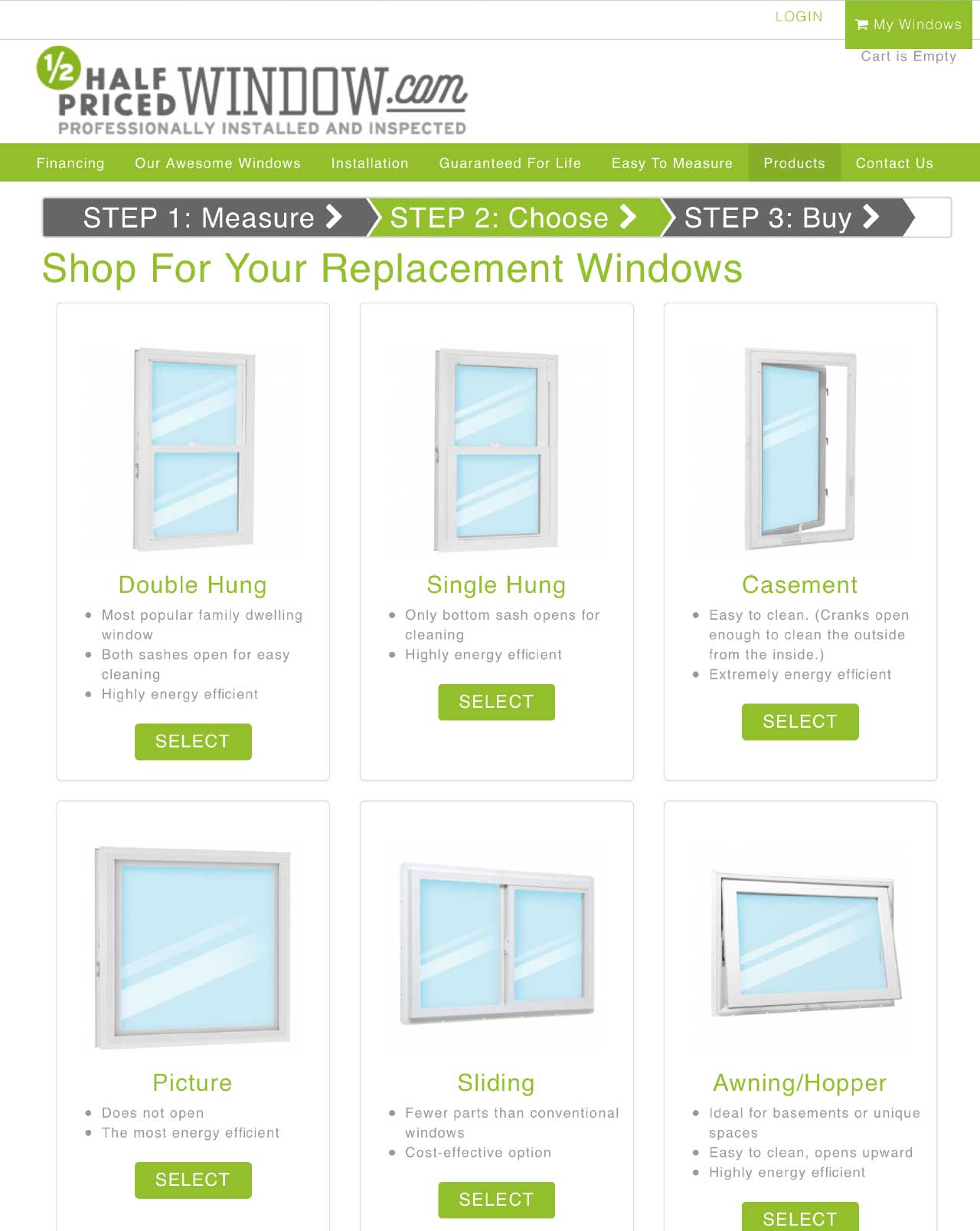 website HalfPricedWindow IMG04