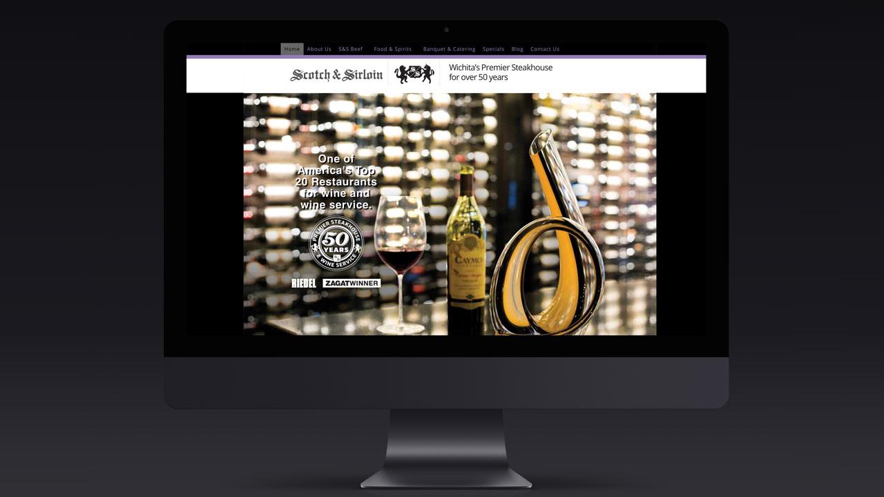 website Scotch Hero