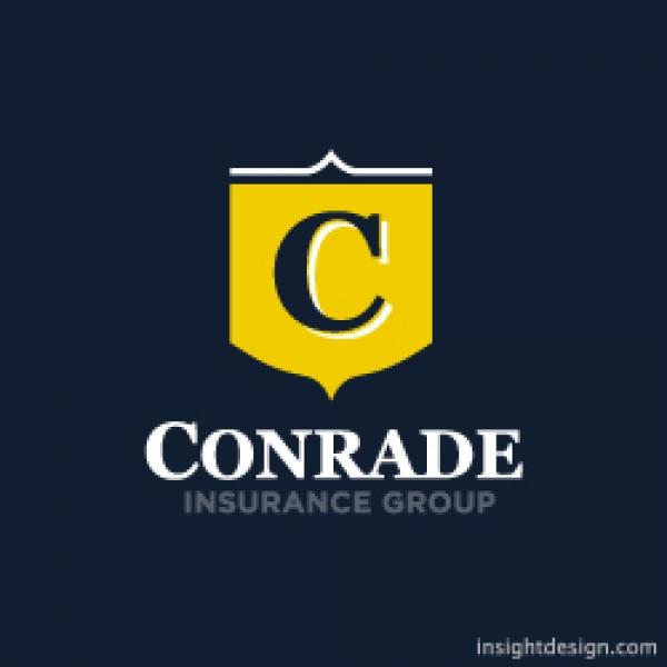Conrade Insurance Group Logo Design