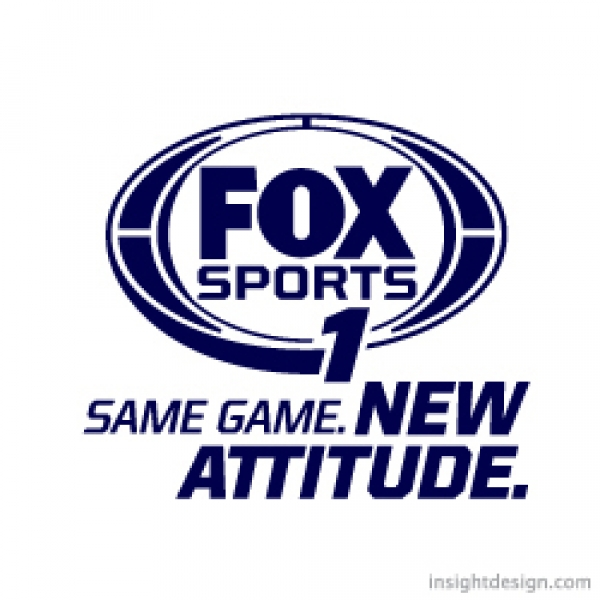 Fox Sports Number 1 Logo and Tagline