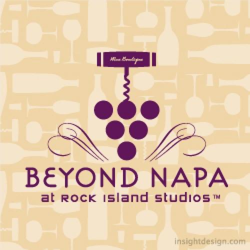 Beyond Napa logo design