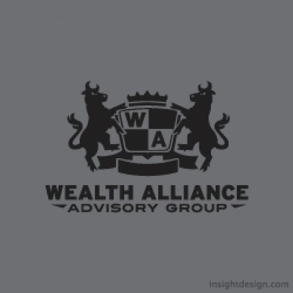 Wealth Alliance Logo Design